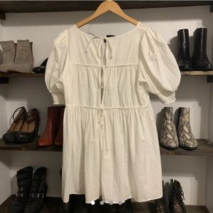 100% cotton urban outfitters dress